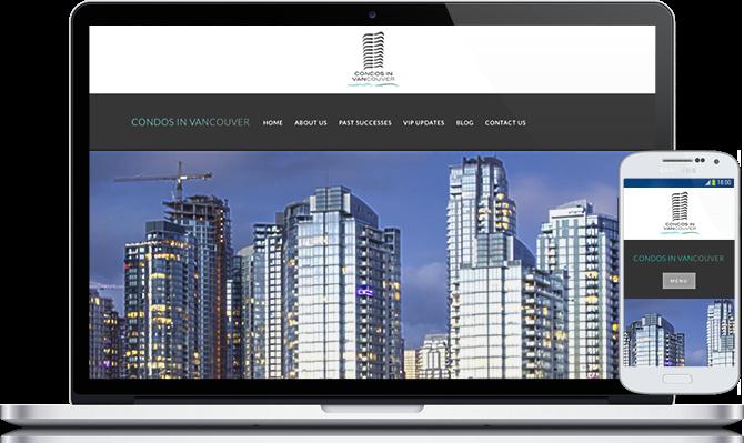 Genesis web design, Squamish