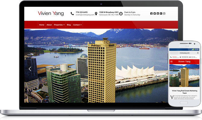 Vivien Yang, Vancouver